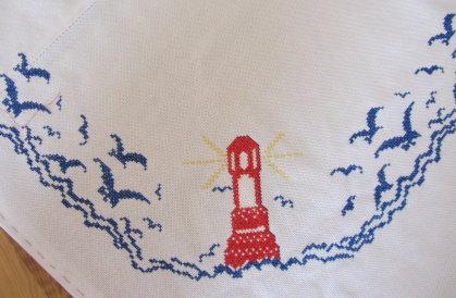 Leuchtturm-Detail