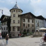 Marktplatz in Berchtesgaden