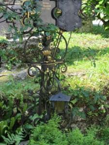 Friedhof in Salzburg
