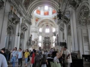 im Salzburger Dom