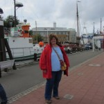 im Büsumer Hafen